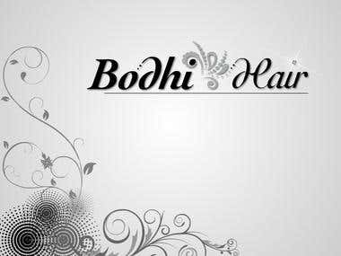 Bodhi Hair Facebook Mini flash site.