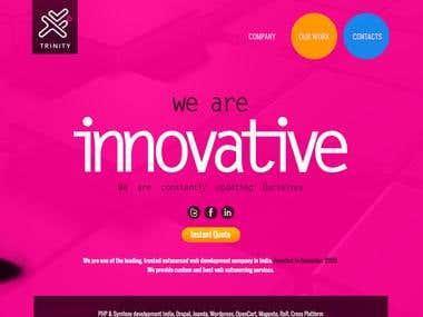 Trinity Web Tech PVt. Ltd.