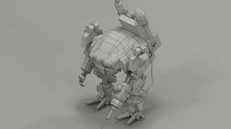 Mech Robot   Freelancer