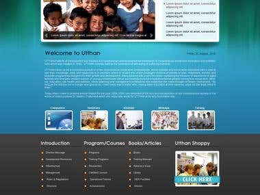website design for ngi