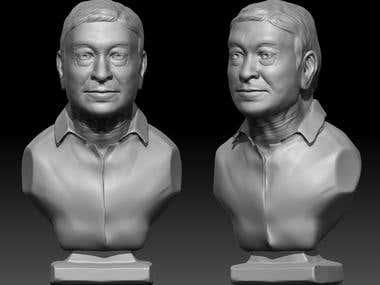 Sculpting Images