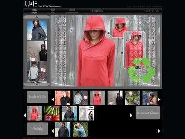 Apparel E-commerce