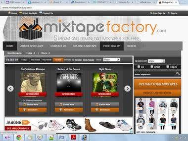 MixtapeFactory.com