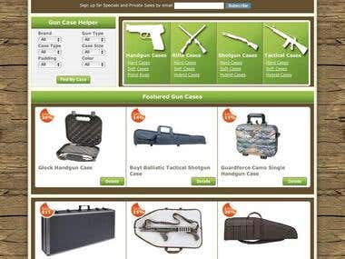 Gun Cases at CasesForGuns.com
