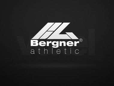 Logo Contest Wining Design Bergner Athletic