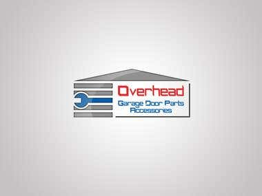 Logo for online garage parts shop