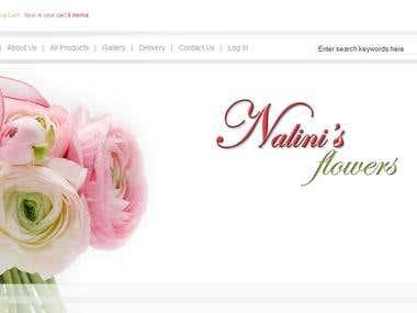 nalinisflowers.com