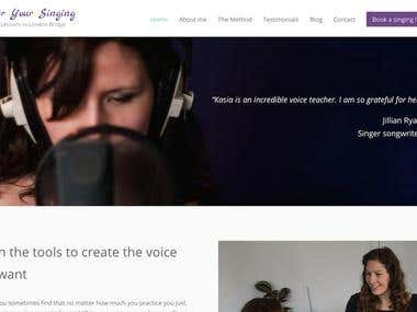 Master your singing