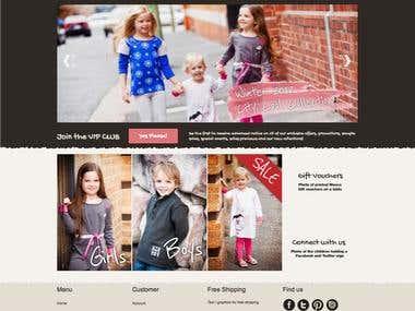 Mooce - Magento Website