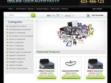 Online Used Parts