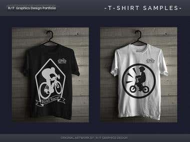 R/F Graphics Design T-Shirt Portfolio 4
