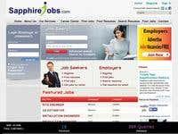 Job Portal for SapphireJobs