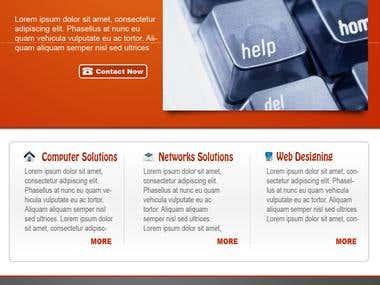 Web Design & Banners