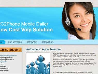 Voip Solution Company SEO & Business plan