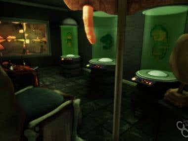 The Bioengineer's Dorm Room