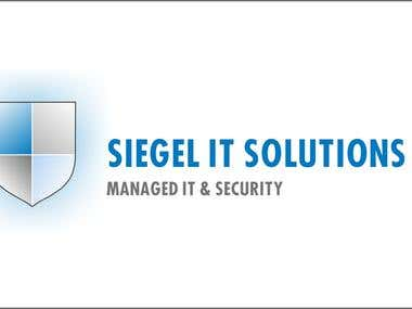 Logo design for Security IT Company