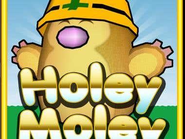 Cross Platform Mobile Game: Holey Moley