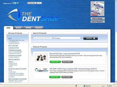 The Dent Shop