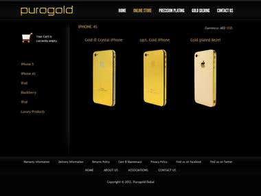 Purogold.com