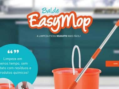 Parallax Design for Easy Mop