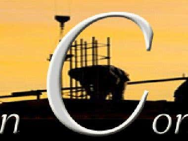 Logo designed for onstruction company