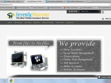 Sevenly Heavens (www.sevenlyheavens.co.in)