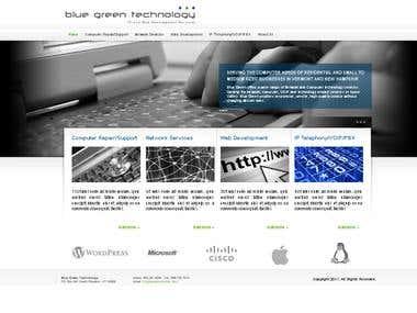 Blue Green Technology