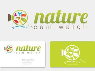 Logo Design for Nature Cam Watch