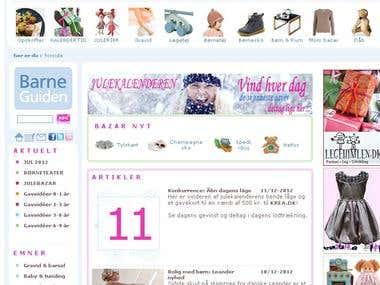 Online baby Magazine