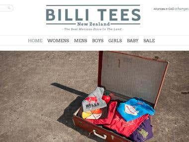Billi Tees