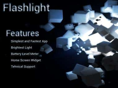 Torch Flashlight App