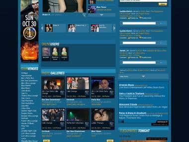 Nightclub & Entertainment Sites