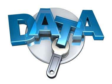 Data analytics & Reporting