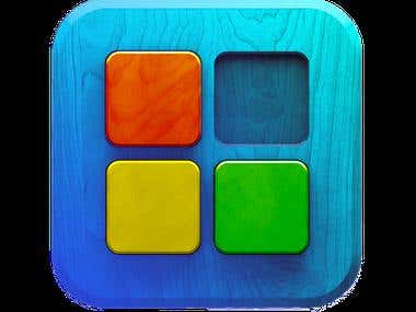 Icon design for a iPhone app