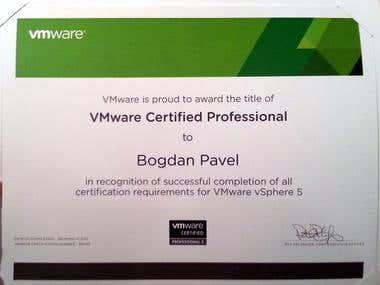 VMWare VCP 5