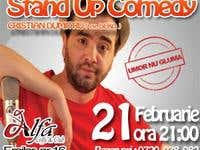 Banner Stand Up Comedy