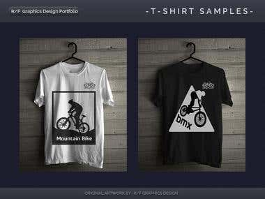 R/F Graphics Design T-Shirt Portfolio 5