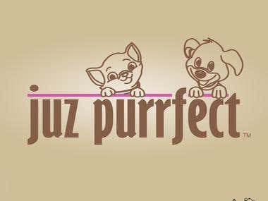 juzpuurfect logo option 2