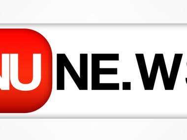 Nu-News Logo