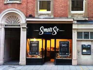 Small Street Branding