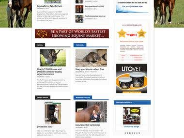 Equestrian Business Monthly