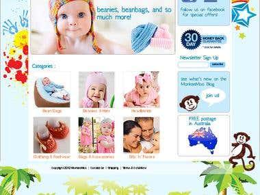 MonkeeMoo Accessories for Babies