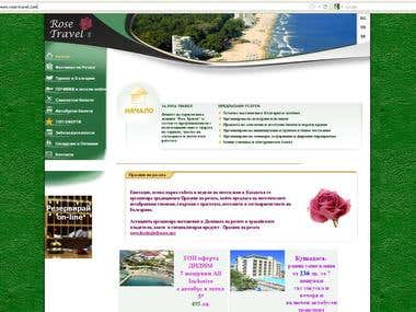 www.rose-travel.com