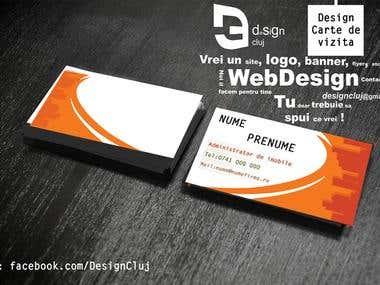 Bussines Card Design