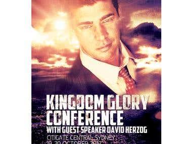 Kingdom Glory Conference Flyer