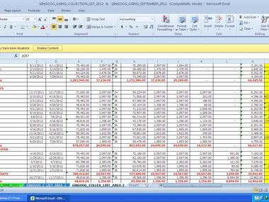 Administrative Support: Data Entry, ms word,excel,typist,pdf