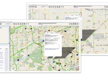 GPS Tracking Application for Managers