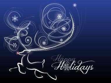 Illustration :: Greeting Card Design