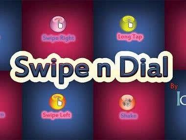 Swipe n Dial