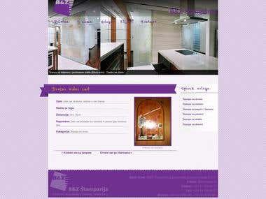 BZ Stamparija - Gaphic Printing Company